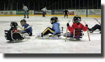 Sled Hockey Clinic