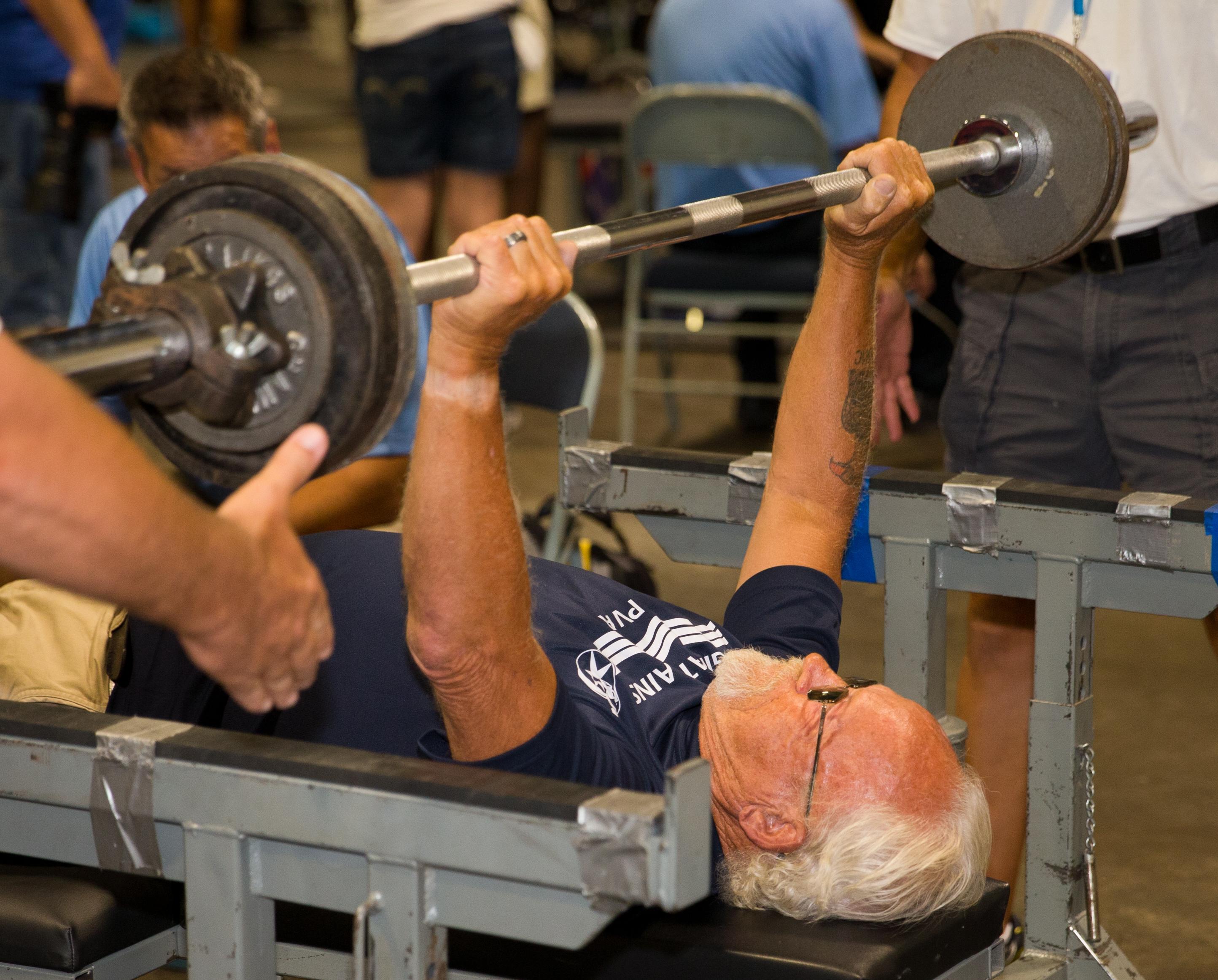 National Veterans Wheelchair Games | Paralyzed Veterans of