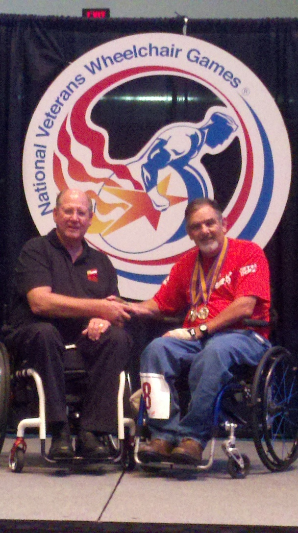 National Veterans Wheelchair Games | Paralyzed Veterans of